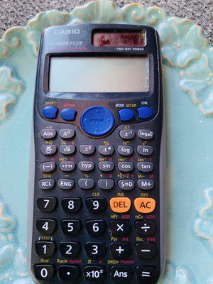 Casio calculator for Sale in Everett, MA