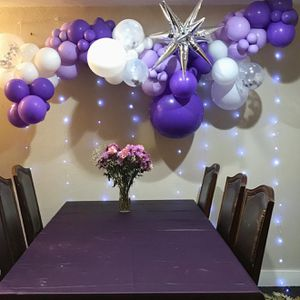 Balloon Garland- Backdrop for Sale in Mesquite, TX