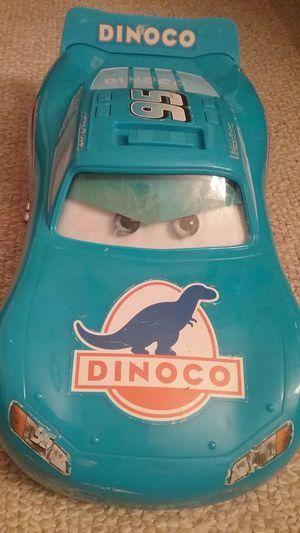 Dinoco número 95. Carro azul amigo del rayo mcqueen for Sale in Cary, NC