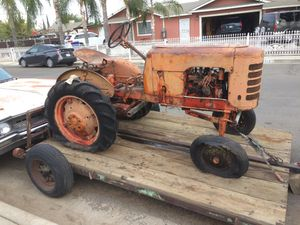 1948-50 earth master tractor for Sale in Cutler, CA