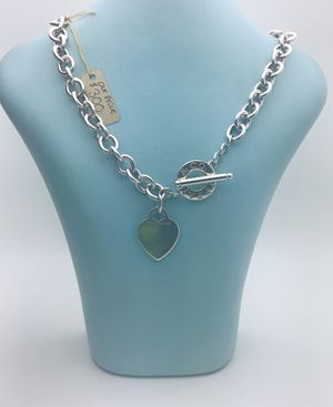 Tiffany & Co Heart Toggle Choker for Sale in Upland, CA