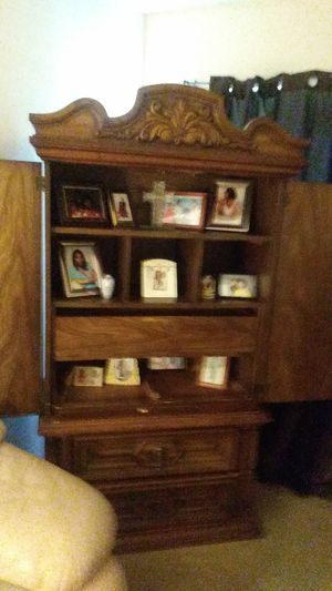 Bookshelves and two couches for Sale in Charlotte, NC