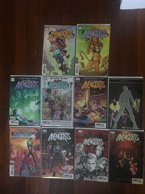 Marvel Comic Books: West Coast Avengers Complete for Sale in San Pablo, CA