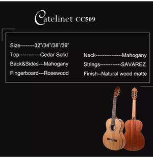 Brand New Classic Guitar best price for Sale in Baldwin Park, CA