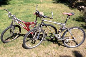 Two Mountain Bikes for Sale in Bend, OR