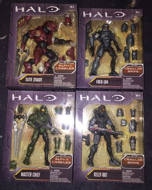 Halo collectibles for Sale in Queens, NY