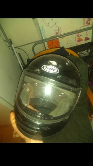 Thh motorcycle helmet for Sale in Snohomish, WA