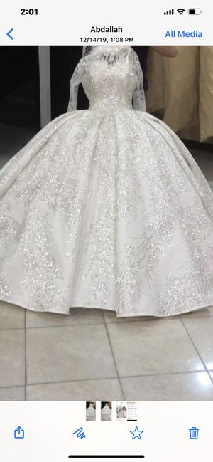 Wedding Dress for Sale in Hickory Hills, IL