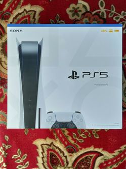 Playstation 5 Disk, PS5 Disk $850 for Sale in Wheaton,  IL