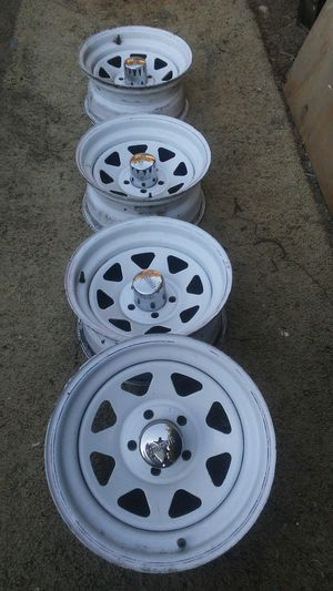 )( RIMS\ 15x7 for toyotas pick up 80 to 2001 for Sale in Fontana, CA