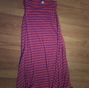 Lularoe maxi skirt for Sale in Sulphur, LA