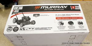 "Murray 21"" Gas Push Lawn Mower Brand New MP21450HW for Sale in Fort Lauderdale, FL"