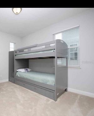 Bunk bed with store and steps for Sale in CHAMPIONS GT, FL