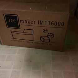 Auto Ice Maker Instal Kit Im116000 for Sale in The Bronx,  NY