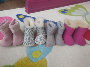 Baby girl size one UGG Boots/ shoes for Sale in Philadelphia, PA