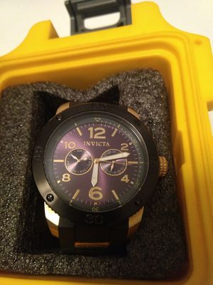 Invicta men's watch for Sale in Clayton, NC