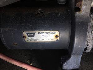 7000 lb winch warn for Sale in Palm Harbor, FL