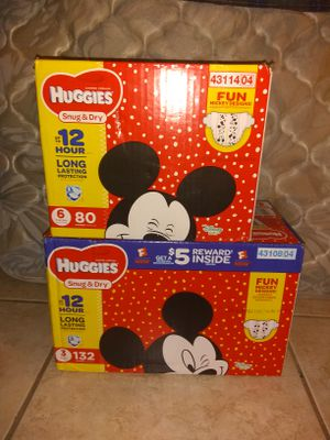 HUGGIES Snug and Dry Brand for Sale in Kissimmee, FL