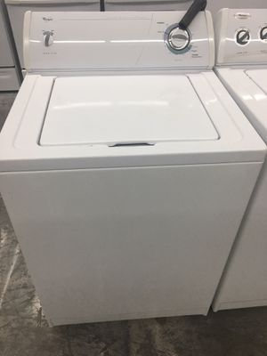 WHIRLPOOL WASHER $165! 5 month warranty for Sale in Charlotte, NC