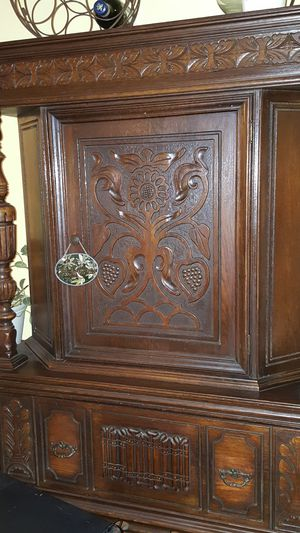 Antique cabinet, armoire for Sale in Fairburn, GA