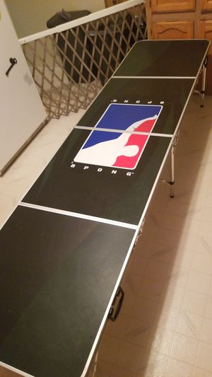 Beer Pong Table for Sale in Mandan, ND