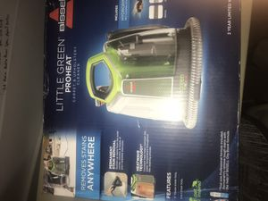 Bissell Little Green ProHeat for Sale in Jacksonville, FL