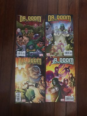 Dr. Doom and the Masters of Evil for Sale in Richmond, CA