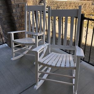 White Rocking Chairs for Sale in Louisville, CO
