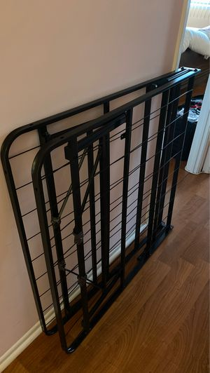 FREE foldable metal bed frame for Sale in Philadelphia, PA