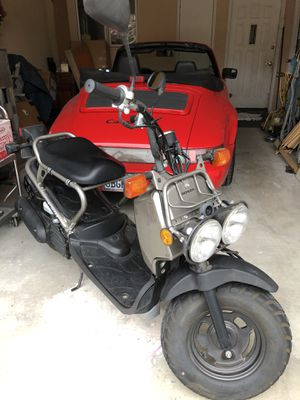 2008 Honda Ruckus for Sale in Portola Hills, CA