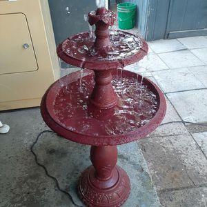 Aluminum Water Fountain [Read Description] for Sale in Phoenix, AZ