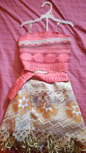 Moana costume for Sale in Hemet, CA