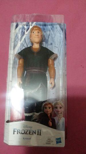 Frozen 2 kristoff doll for Sale in Miami, FL