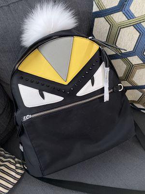 "Fendi ""monster"" backpack for Sale in Los Angeles, CA"