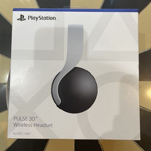 SONY 3D PULSE HEADSET for Sale in Cerritos, CA