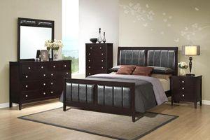 Dream Antiquywe Black Panel Bedroom Set for Sale in Hyattsville, MD
