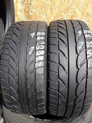 205/50-17 #2 tires for Sale in Alexandria, VA