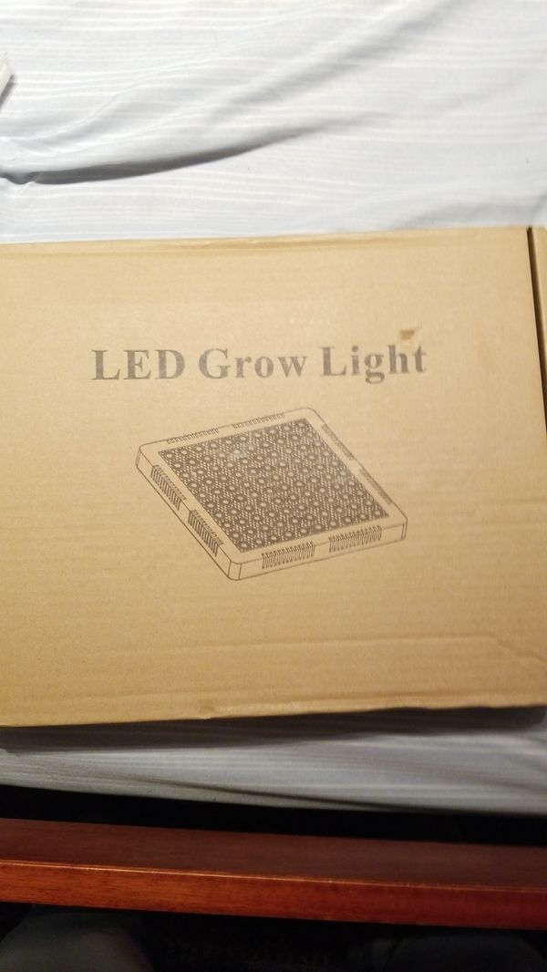 300 watt LED grow light