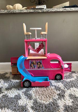 Barbie Pop-Up Camper for Sale in Pompano Beach, FL