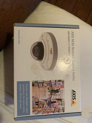 Axis M30 Network camera for Sale in Queen Creek, AZ