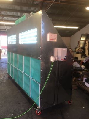 Spraybooth, spraybooths mobile prep station for Sale in Ontario, CA