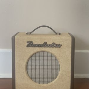 Danelectro Nifty Fifty Electric Guitar Amplifier Pedal Pedals Fender Marshall Vox Amp for Sale in Glendale, CA