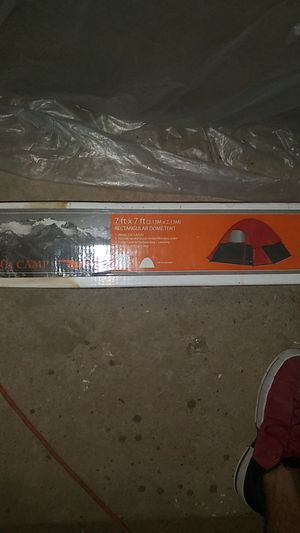 Eagles camp tent brand new for Sale in Phoenix, AZ