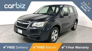 2017 Subaru Forester for Sale in Baltimore, MD