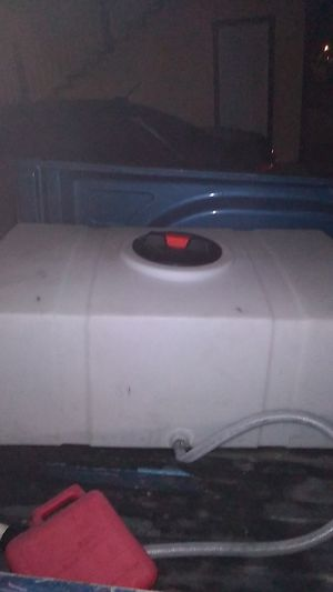 60 gallon water tank new just dirty asking $150 for Sale in Buena Park, CA