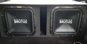 15' Hifonics Brutus for Sale in Apopka, FL