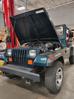 Classic 1995 Jeep Wrangler S 4x4 2.5L Original 15,155 Miles! for Sale in HOFFMAN EST, IL