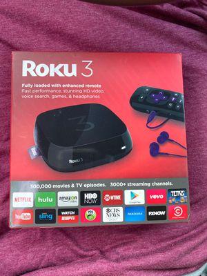 Roku 3 for Sale in Philadelphia, PA