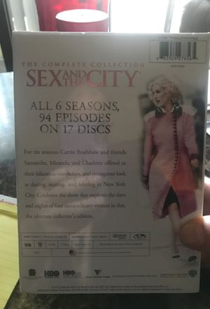 Complete Collection of Sex in the City for Sale in Columbia, MO