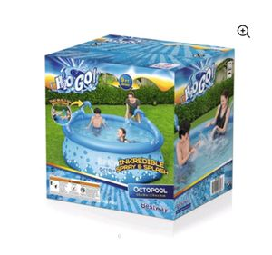 Pool 9 ft × 30 inch depth water capacity 833 gall for Sale in Riverside, CA